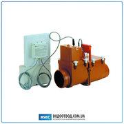 Канализационные затворы с электроприводом