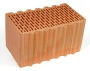 Великогабаритні керамічні блоки Leier