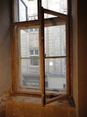 уплотнение окон,  дверей,  реставрация,  ремонт,  покраска