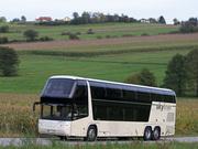 Пассажирские перевозки автобусами со Львова,  Пассажирские перевозки