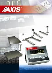 Весы промышленные,  весы складские серии 4BDU