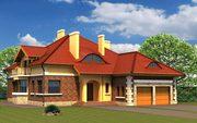 Типовий проект будинку,  індивідуальне проектування дому,  реконструкція