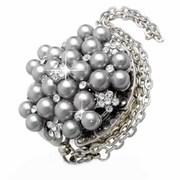 Подвеска (крючок-украшение) для женской сумочки