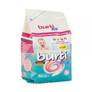 Стиральный порошок Burti BABY Compact NB 0, 9кг