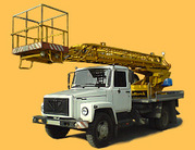 автовишка автовышка 18-24 метра