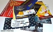 Визитки купить а также флаеры,  буклеты по низким ценам во Львове