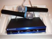 Sennheiser EW-100 2 радиомикрофона цена 520грн