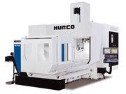 Двухколонные обрабатывающие фрезерные центры HURCO серии DCX 22 SK 50