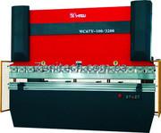 Гидравлический гибочный пресс Yangli WC67Y 80/2500