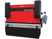 Гидравлические гибочные пресса с контроллером Yangli WC67K 40/2500