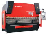 Гибочные пресса с функцией бомбирования Yangli MB8 100/4200 ЧПУ-Delem