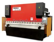 Гидравлические гибочные пресса Yangli серии  YPBK 100/3200 с ЧПУ