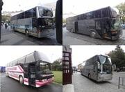 Автобусные поездки с Львова в Европу,  Аренда автобуса еврокласса Львов