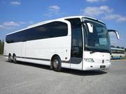 Замовити туристичний автобус у Львові,  Пасажирські туристичні автобуси