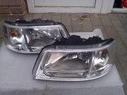 Фара,  лампа VW T5 2003-2010 идеальная