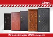Входные металлические двери во Львове