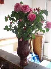 Гранітні вази оптом від 130 грн