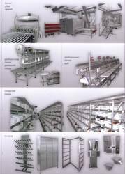 Мясоперерабатывающее оборудование  (Польша)