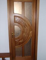 Деревянные двери во Львове