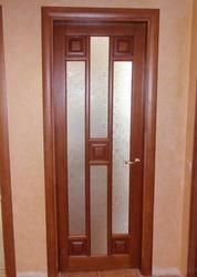 Дерев'яні двері з масиву Львів