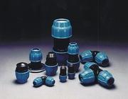 Трубы ПЭ(80, 100) и фитинги для наружного водоснабжения Львов