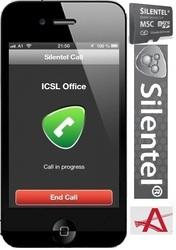 Silentel-система безопасности для мобильной связи.