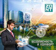 Zont - автомобильная,  спутниковая охранно-поисковая система.