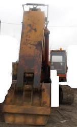 Продаем гусеничный экскаватор с прямой лопатой ЭО-5124,  1989 г.в.