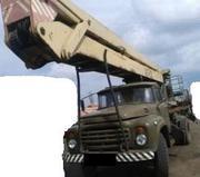 Продаем автогидроподъемник АГП-22,  1993 г.в., ЗИЛ 431412,  1986 г.в.
