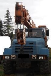 Продаем автомобильный кран КТА-18.01 Силач,  г/п 18 тонн,  2008 г.в.