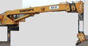 Продаем крановую установку КТА-28 Силач,  г/п 28 тонн,  2006 г.в.