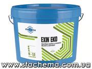 Малярная интерьерная краска с повышенной белизной EXIN EKO.