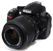 Терміново продам фотоапарат Nikon D3100