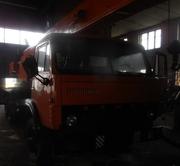 Продаем автокран КС-4572А,  1992 г.в.,  КАМАЗ 53213, 1989 г.в.