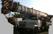 Продаем автокран МКАТ-40 TG-500 ERG,  г/п 40 тонн,  1991 г.в.