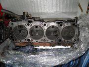 ГБЦ Головка блока Nissan Vanette 2.0d 2.3d Serena LD20 LD23