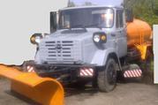 Продаем поливомоечную машину МДК со щеткой, отвалом, ЗИЛ 4333,  2005 г.в