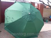 Зонт плотный с клапаном