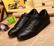 Шкіряне взуття Prada