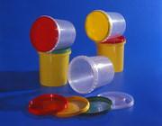 Пластиковая тара для пищевых продуктов,  ведра на 0, 500 мл