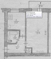 Продаю однокомнатную квартиру в городе Николаев,  Лвовской области