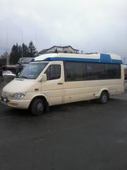Аренда автобуса еврокласса во Львове