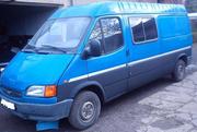 Продам Ford Transit,  грузо-пассажирский. Нерастаможенный.
