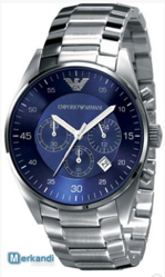 Emporio Armani мужские часы AR5860 - Мерканди оптовики стока,  конфиска