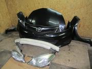 Toyota Yaris II запчастини автозапчастини розборка шрот