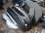 Капот Citroen C4 бампер фара дверь C4