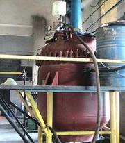 Продаётся действующее химическое оборудование по изготовлению смол