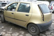 Fiat Punto Капот бампер фара кришка багажника
