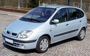 Renault Scenic капот бампер фара дверь крило
