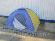 Туристическая палатка 2-х местная
